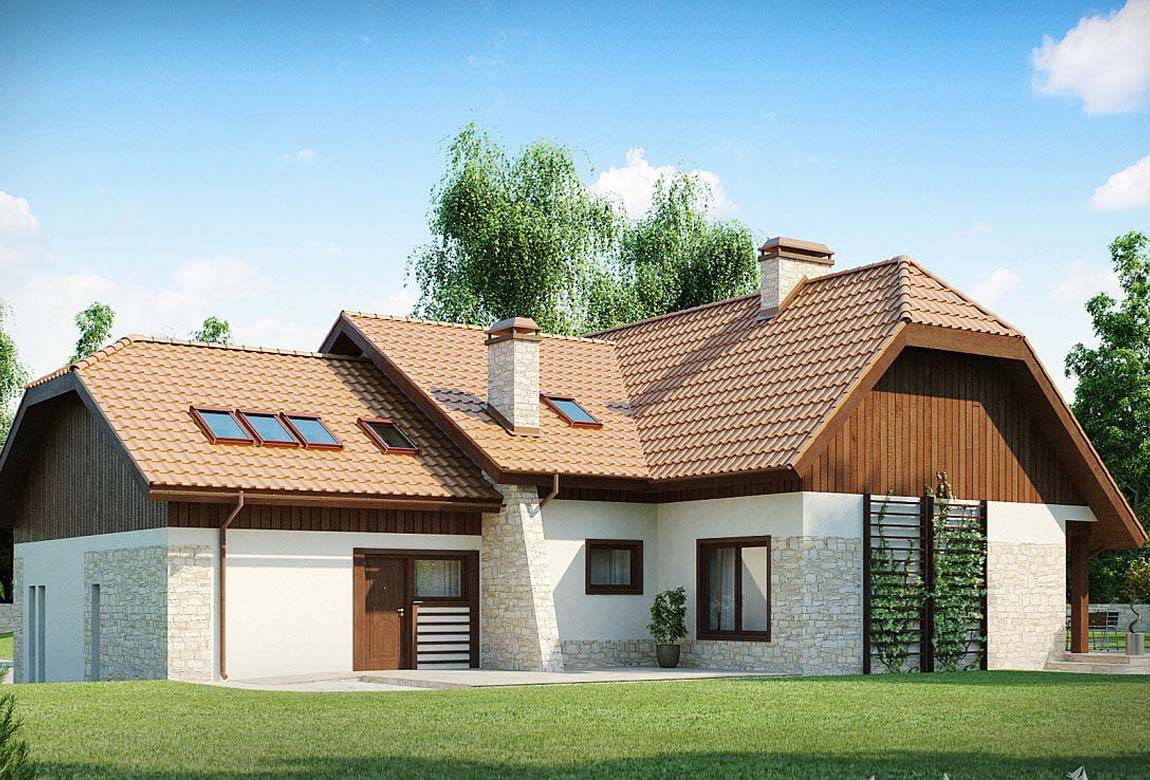 Проект дома из блоков АСД-1810 (uploads/gss/goods/831/big_3.jpg).