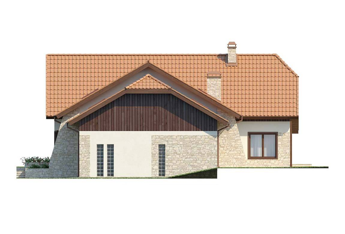 Проект дома из блоков АСД-1810 (uploads/gss/goods/831/big_5.jpg).