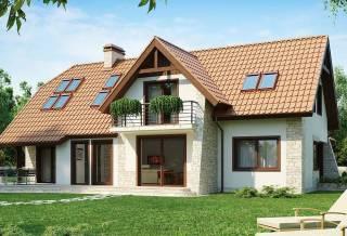 Проект дома из блоков АСД-1810 (uploads/gss/goods/831/thumb_2.jpg).