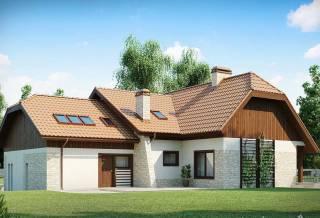 Проект дома из блоков АСД-1810 (uploads/gss/goods/831/thumb_3.jpg).