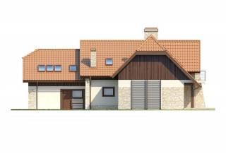 Проект дома из блоков АСД-1810 (uploads/gss/goods/831/thumb_7.jpg).