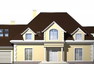 Проект дома из блоков АСД-1812 (uploads/gss/goods/833/thumb_3.jpg).