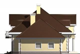 Проект дома из блоков АСД-1812 (uploads/gss/goods/833/thumb_4.jpg).