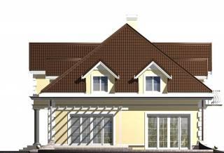 Проект дома из блоков АСД-1812 (uploads/gss/goods/833/thumb_5.jpg).