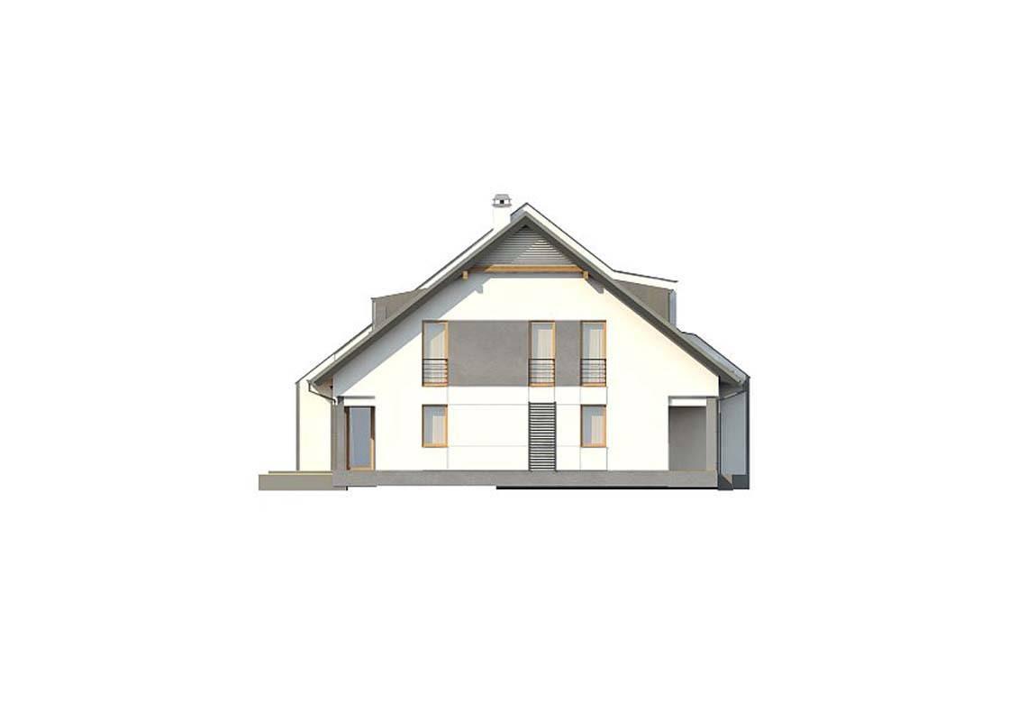 Проект дома из блоков АСД-1814 (uploads/gss/goods/835/big_5.jpg).