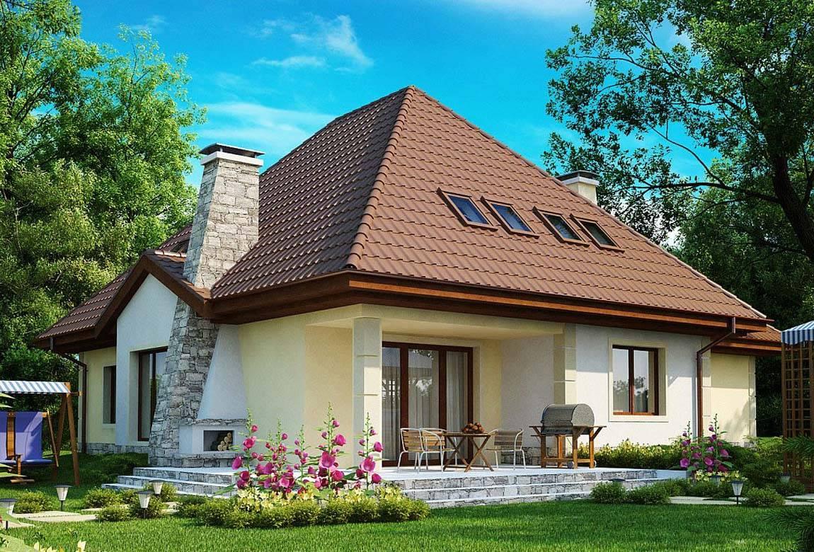 Проект дома из блоков АСД-1816 (uploads/gss/goods/837/big_2.jpg).