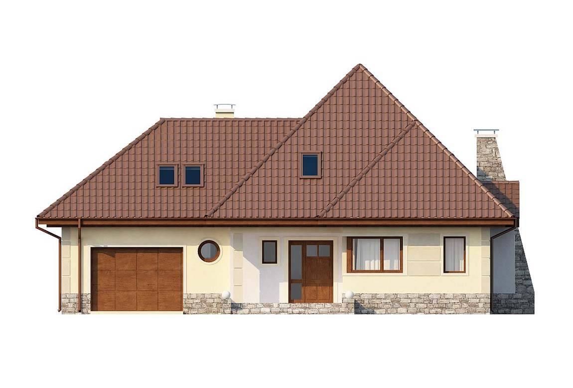 Проект дома из блоков АСД-1816 (uploads/gss/goods/837/big_3.jpg).