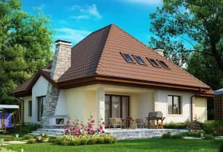 Проект дома из блоков АСД-1816 (uploads/gss/goods/837/thumb_2.jpg).