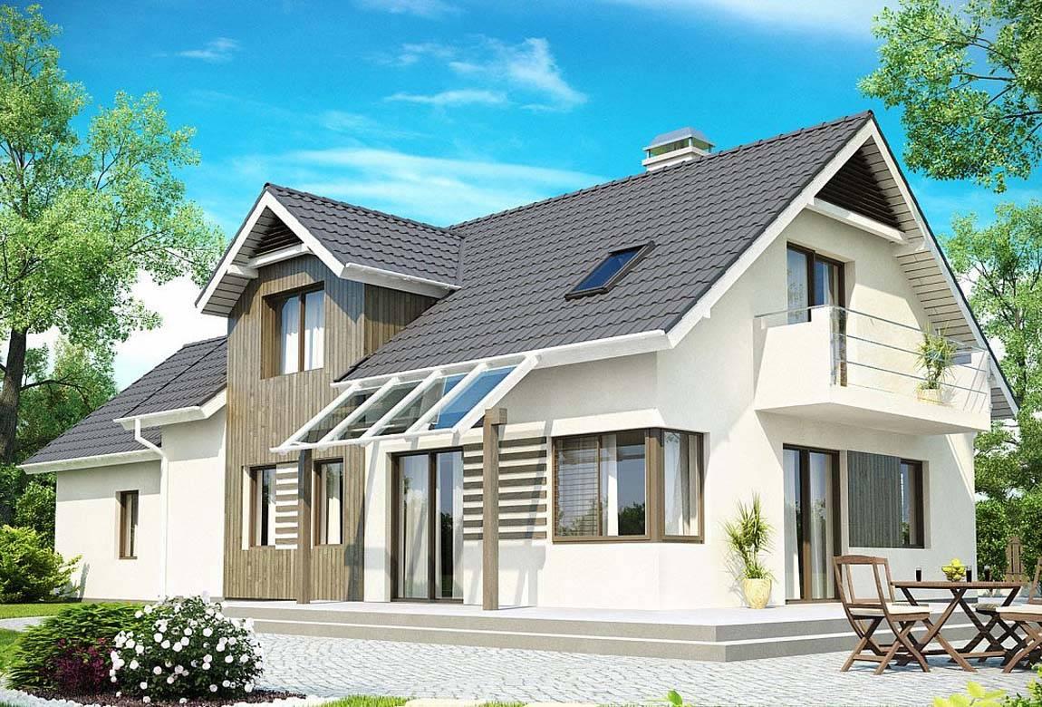 Проект дома из блоков АСД-1818 (uploads/gss/goods/839/big_2.jpg).