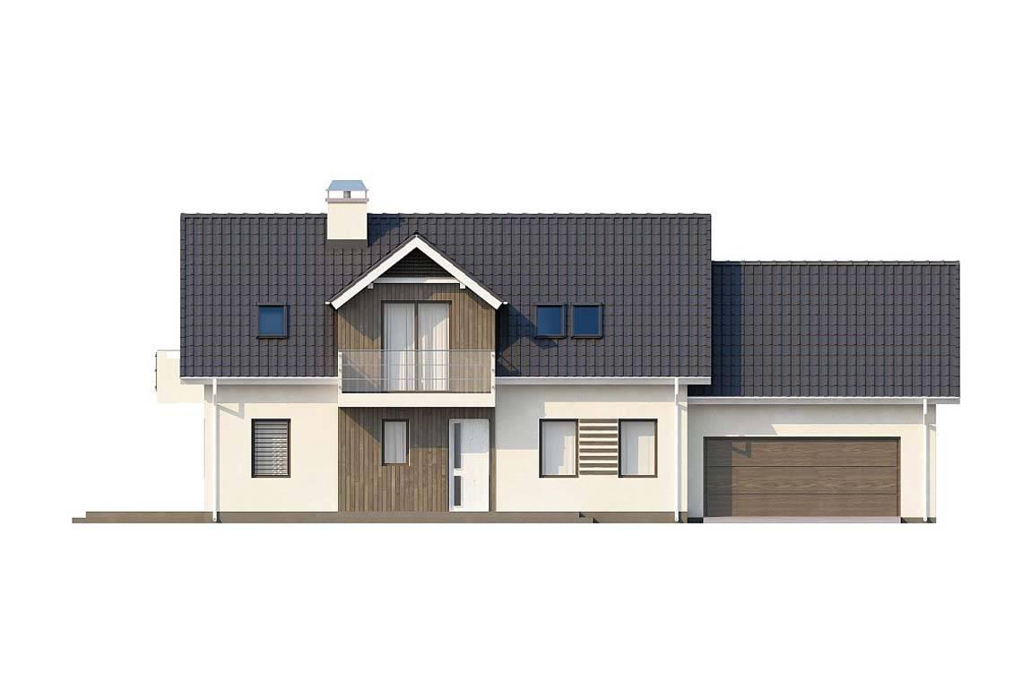 Проект дома из блоков АСД-1818 (uploads/gss/goods/839/big_3.jpg).