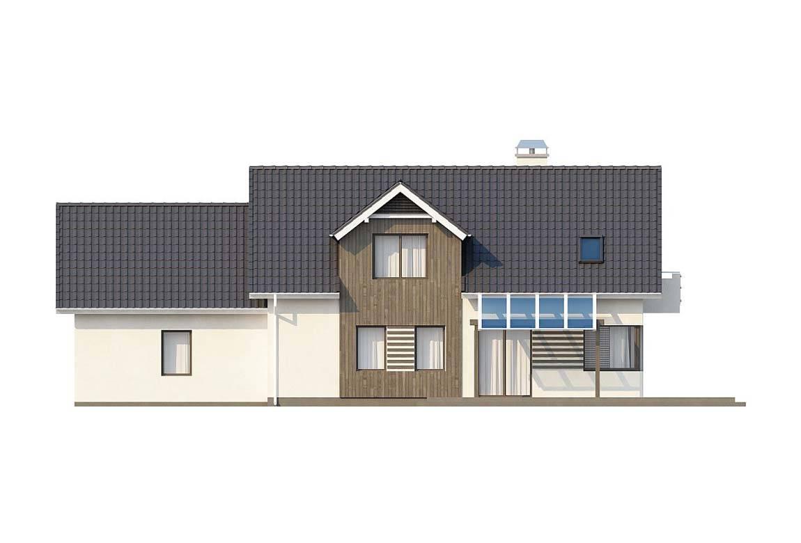 Проект дома из блоков АСД-1818 (uploads/gss/goods/839/big_4.jpg).