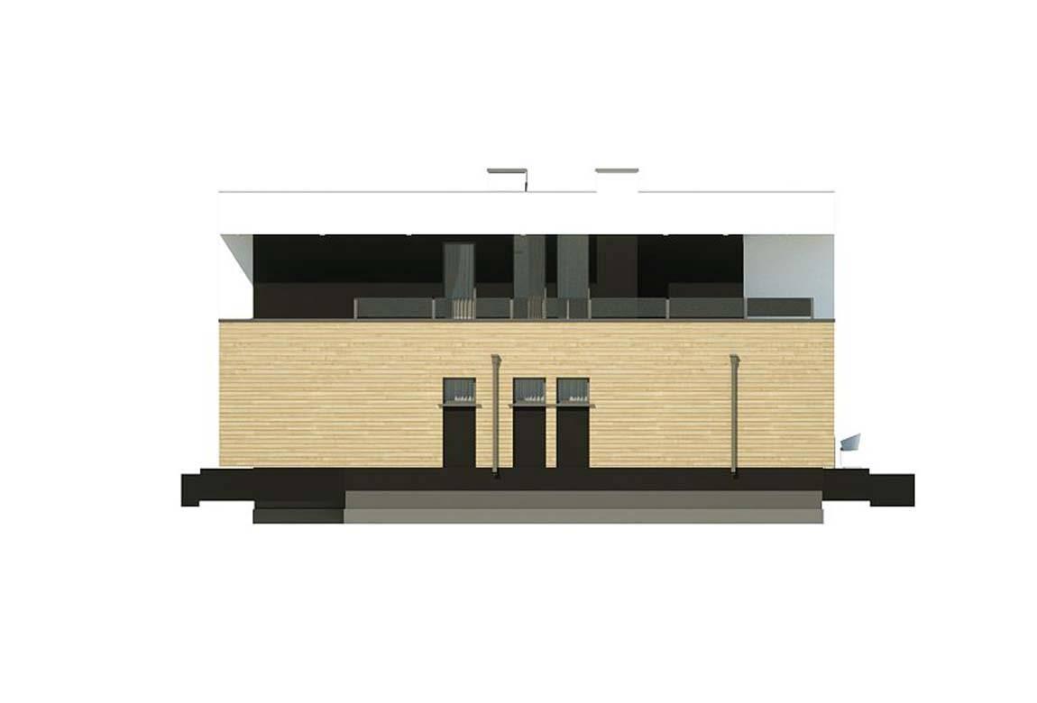 Проект дома из блоков АСД-1822 (uploads/gss/goods/843/big_9.jpg).