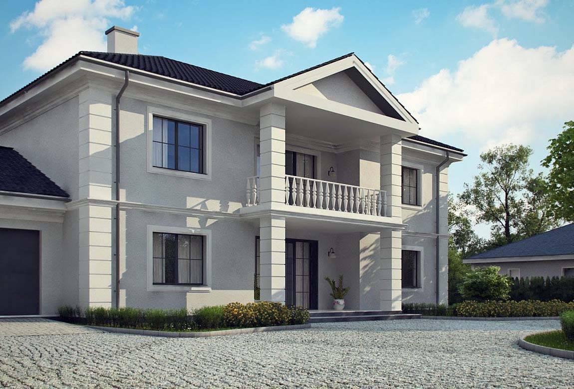 Проект дома из блоков АСД-1823 (uploads/gss/goods/844/big_2.jpg).