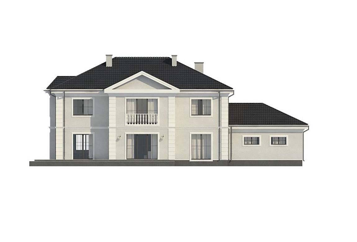 Проект дома из блоков АСД-1823 (uploads/gss/goods/844/big_8.jpg).