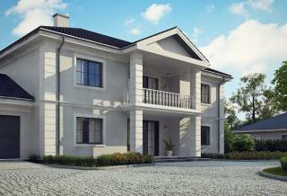 Проект дома из блоков АСД-1823 (uploads/gss/goods/844/thumb_2.jpg).