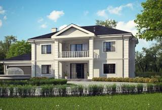 Проект дома из блоков АСД-1823 (uploads/gss/goods/844/thumb_5.jpg).