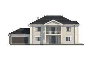 Проект дома из блоков АСД-1823 (uploads/gss/goods/844/thumb_7.jpg).