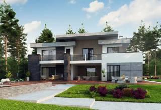 Проект дома из блоков АСД-1828 (uploads/gss/goods/849/thumb_2.jpg).