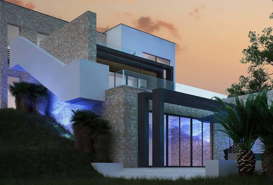 Проект дома из блоков АСД-1831 (uploads/gss/goods/852/big_5.jpg).