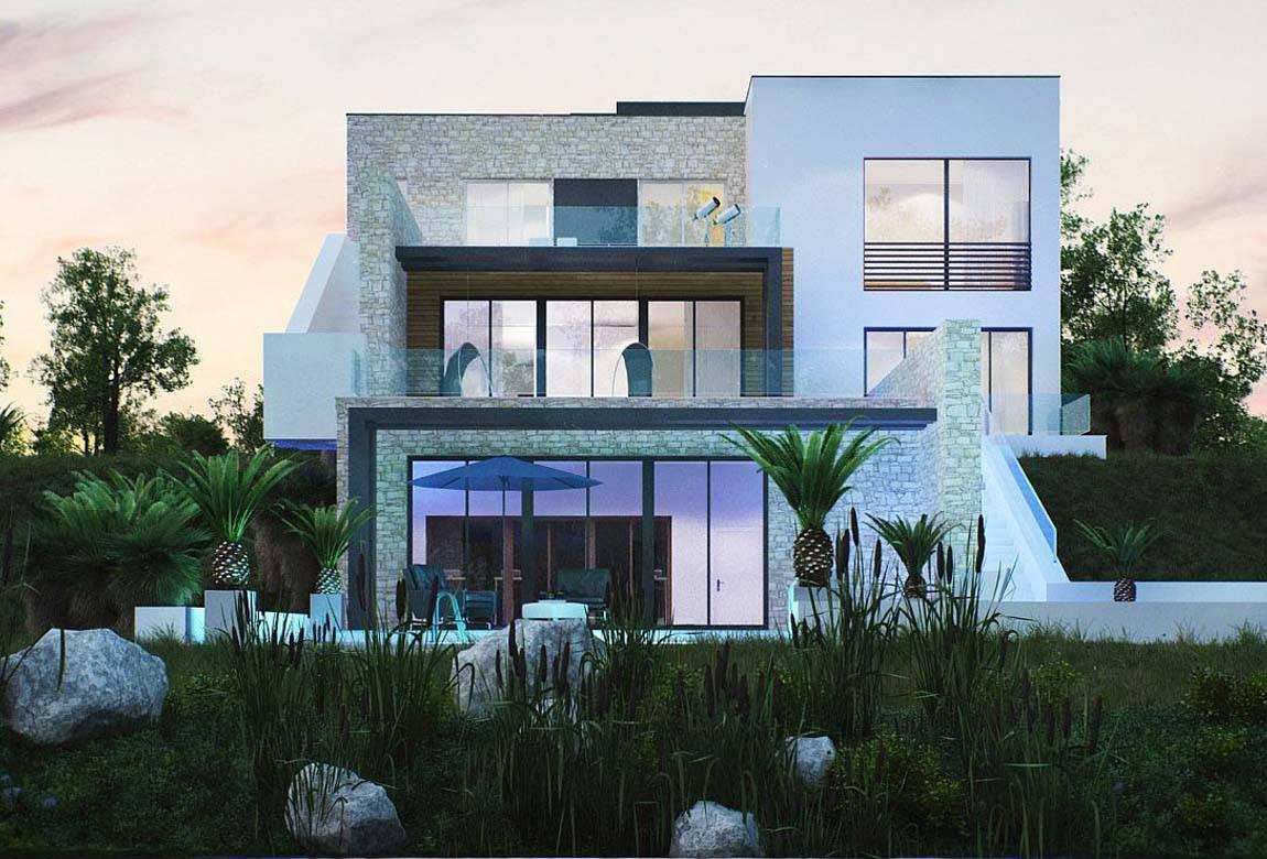 Проект дома из блоков АСД-1831 (uploads/gss/goods/852/big_7.jpg).