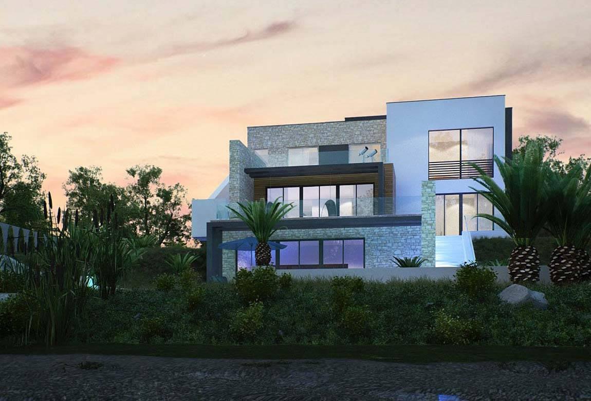 Проект дома из блоков АСД-1831 (uploads/gss/goods/852/big_8.jpg).