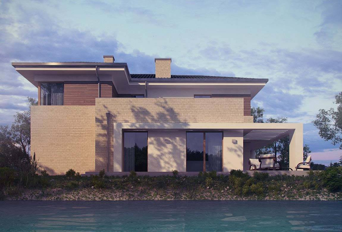 Проект дома из блоков АСД-1853 (uploads/gss/goods/854/big_5.jpg).