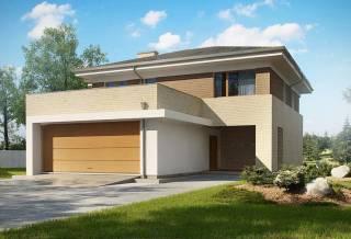 Проект дома из блоков АСД-1853 (uploads/gss/goods/854/thumb_1.jpg).