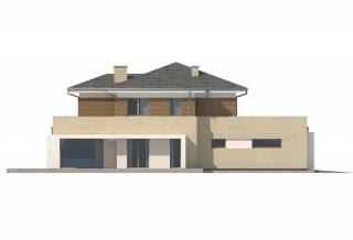 Проект дома из блоков АСД-1853 (uploads/gss/goods/854/thumb_10.jpg).
