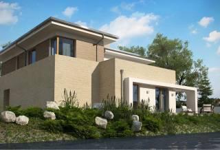Проект дома из блоков АСД-1853 (uploads/gss/goods/854/thumb_4.jpg).