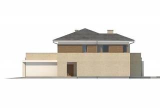 Проект дома из блоков АСД-1853 (uploads/gss/goods/854/thumb_9.jpg).