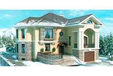 Проект дома АСД-1086