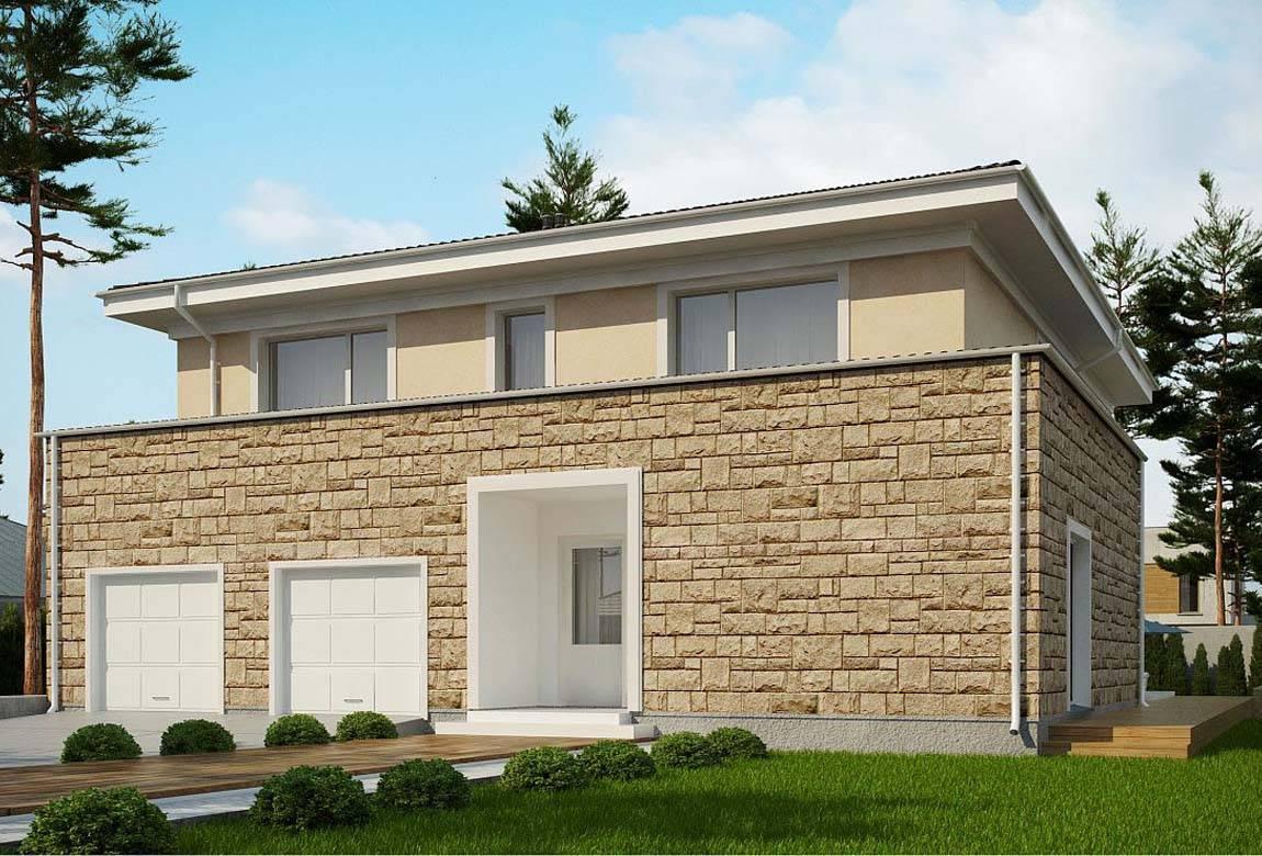 Проект дома из блоков АСД-1839 (uploads/gss/goods/860/big_1.jpg).