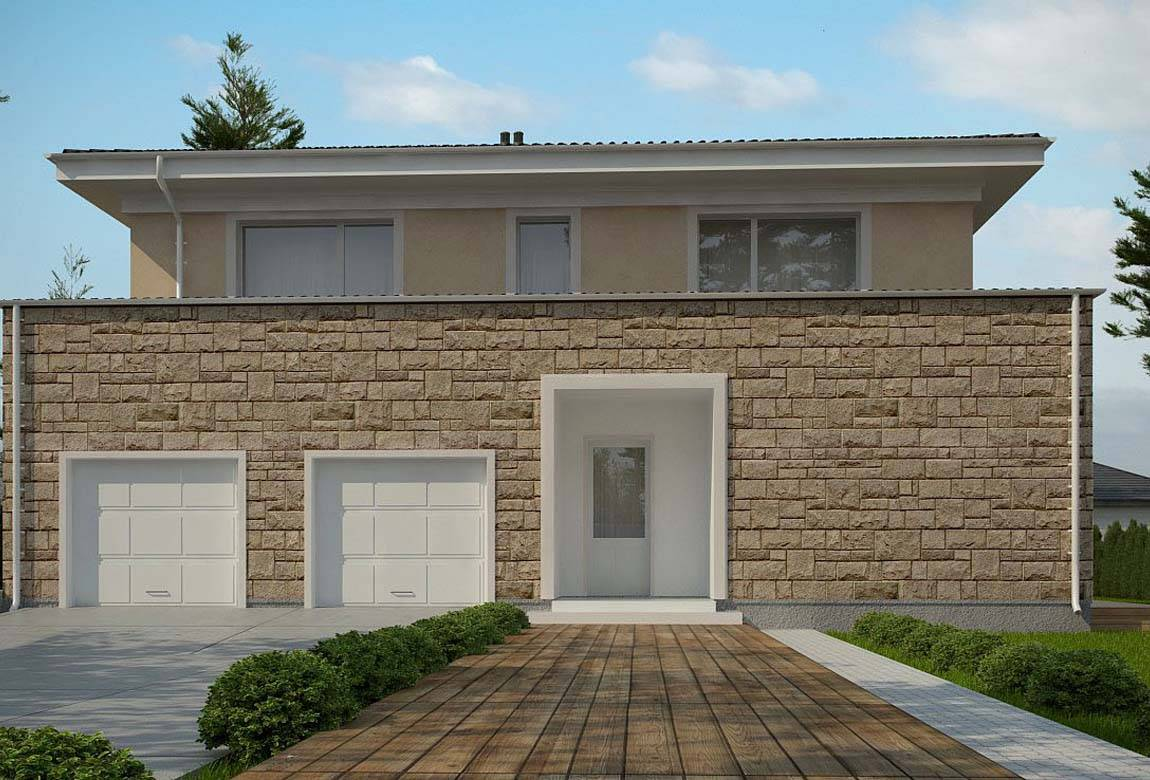 Проект дома из блоков АСД-1839 (uploads/gss/goods/860/big_2.jpg).