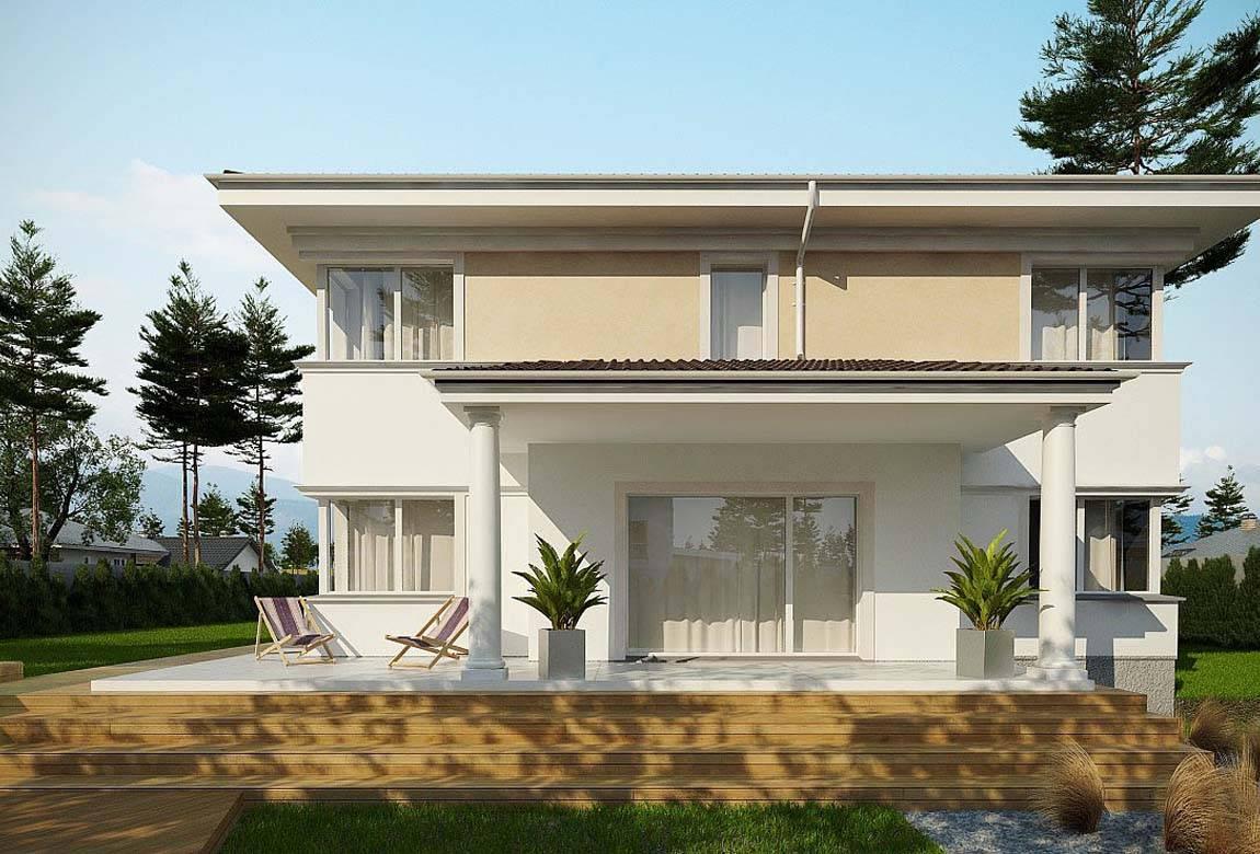 Проект дома из блоков АСД-1839 (uploads/gss/goods/860/big_4.jpg).