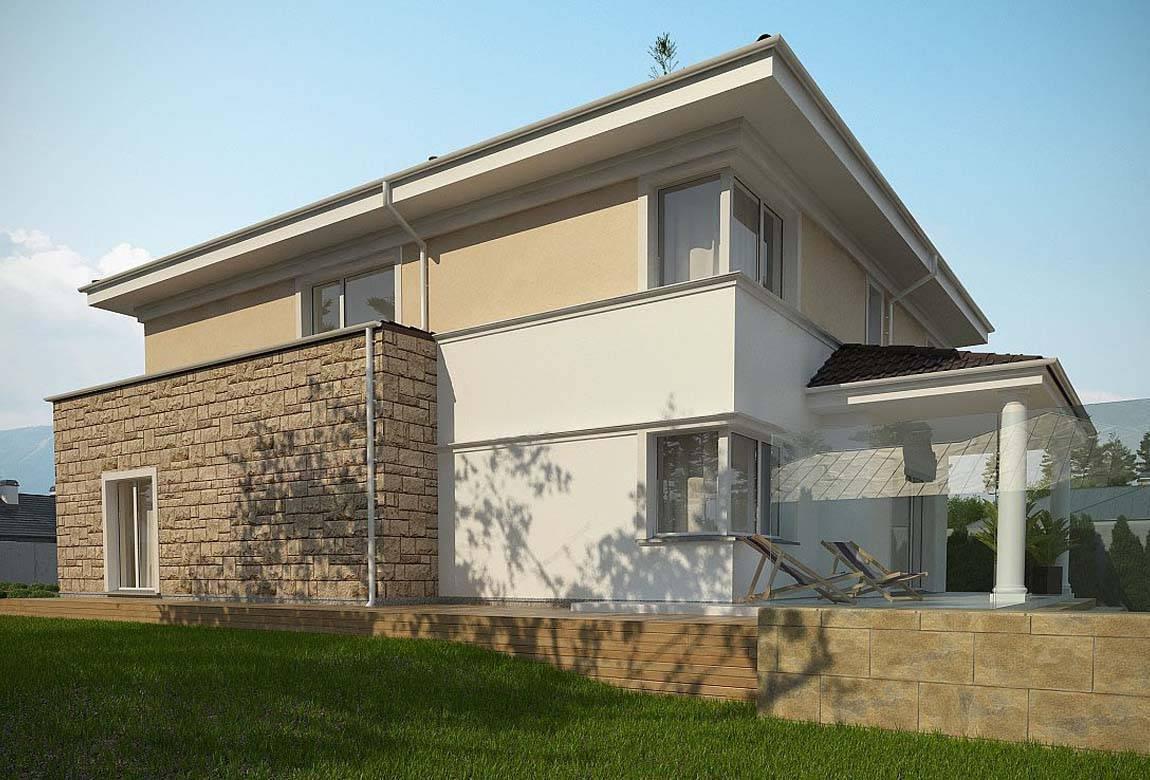 Проект дома из блоков АСД-1839 (uploads/gss/goods/860/big_5.jpg).