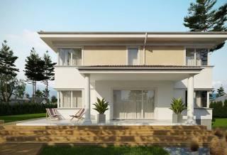 Проект дома из блоков АСД-1839 (uploads/gss/goods/860/thumb_4.jpg).