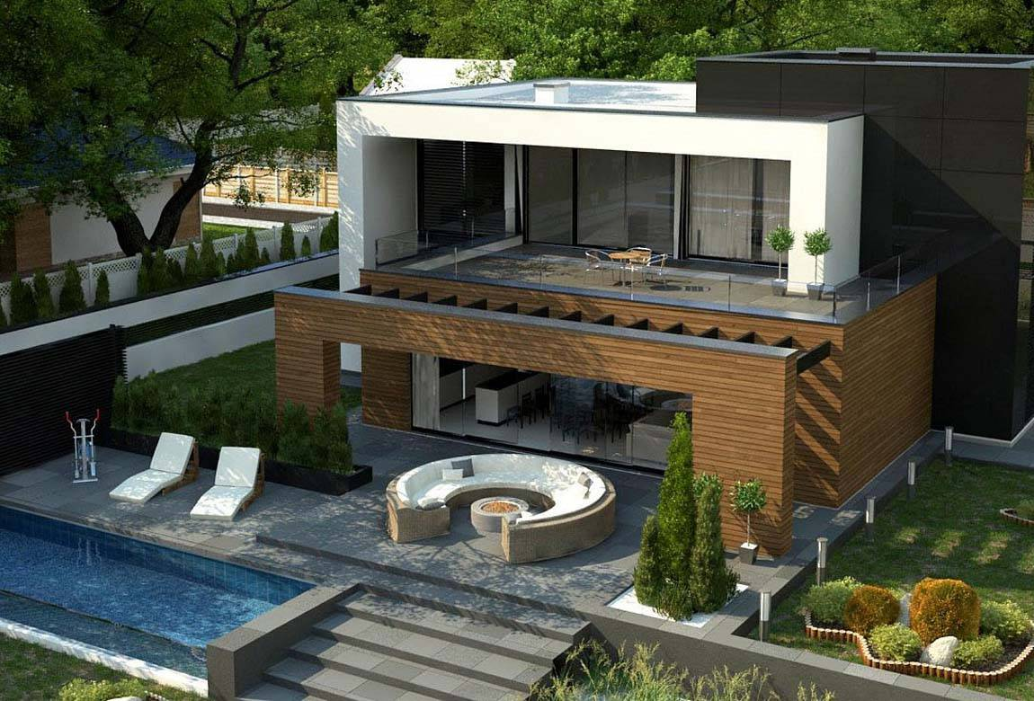 Проект дома из блоков АСД-1843 (uploads/gss/goods/864/big_5.jpg).