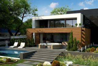 Проект дома из блоков АСД-1843 (uploads/gss/goods/864/thumb_2.jpg).