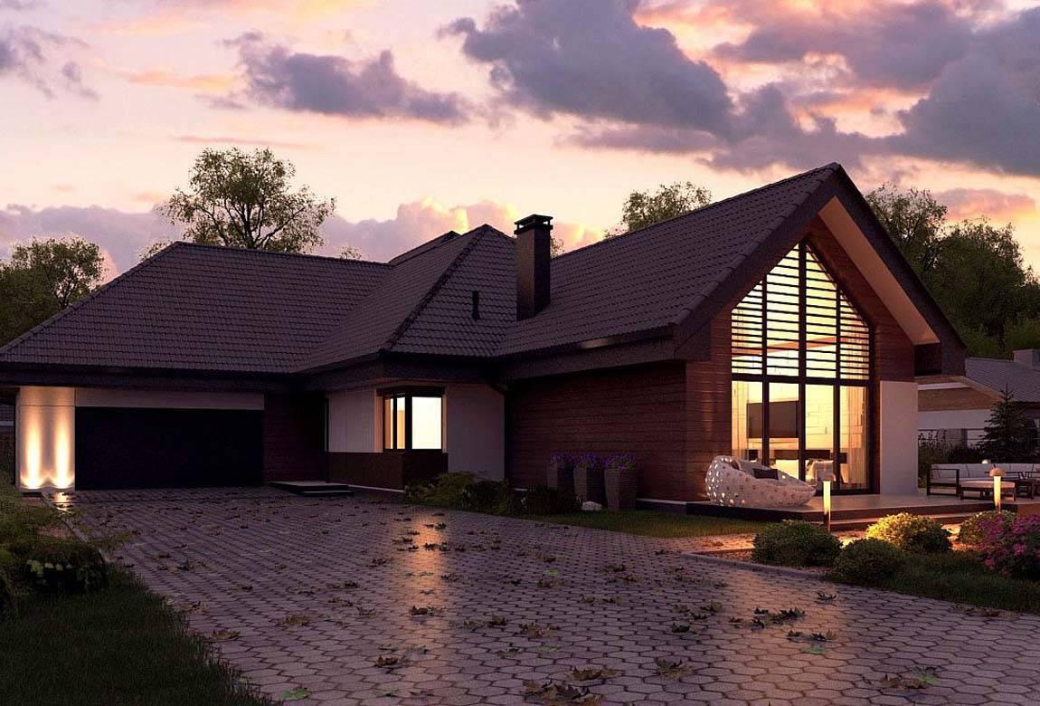 Проект дома из блоков АСД-1844 (uploads/gss/goods/865/big_1.jpg).