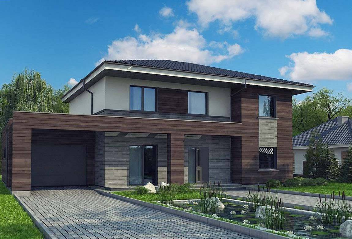 Проект дома из блоков АСД-1847 (uploads/gss/goods/868/big_1.jpg).