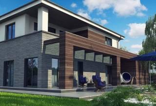 Проект дома из блоков АСД-1847 (uploads/gss/goods/868/thumb_4.jpg).