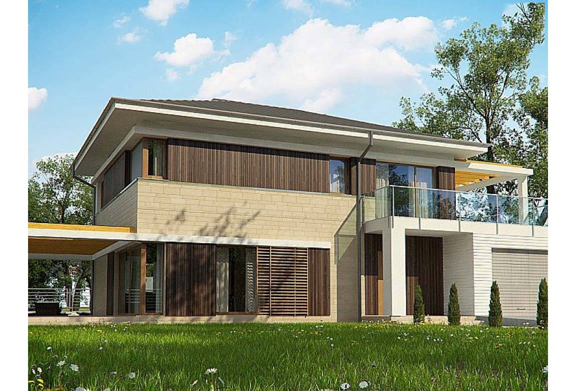 Проект дома из блоков АСД-1848 (uploads/gss/goods/869/big_1.jpg).