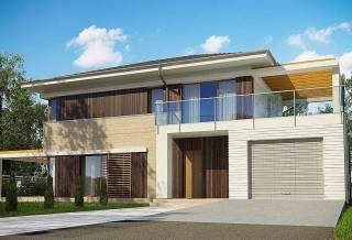 Проект дома из блоков АСД-1848 (uploads/gss/goods/869/thumb_2.jpg).