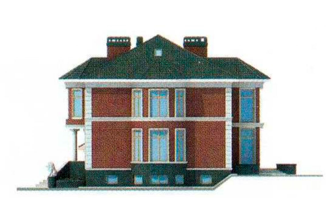 Изображение uploads/gss/goods/87/big_2.jpg к проекту элитного дома АСД-1087