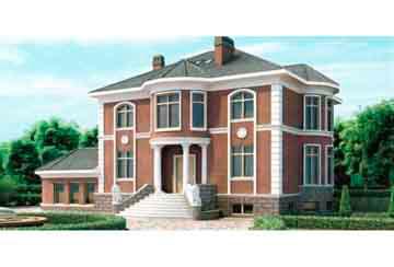 Проект дома АСД-1087