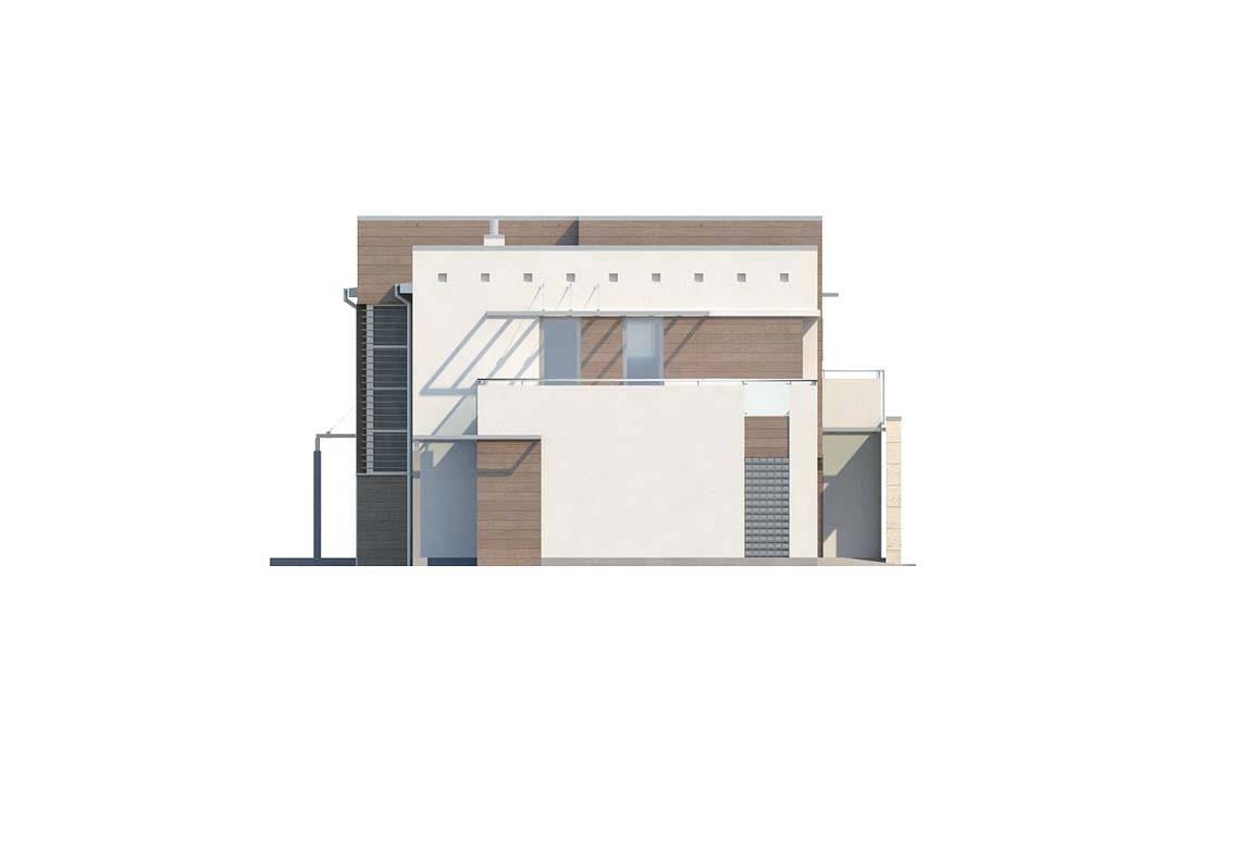 Проект дома из блоков АСД-1849 (uploads/gss/goods/870/big_4.jpg).