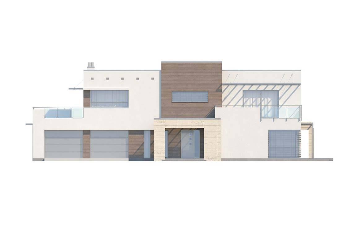 Проект дома из блоков АСД-1849 (uploads/gss/goods/870/big_5.jpg).