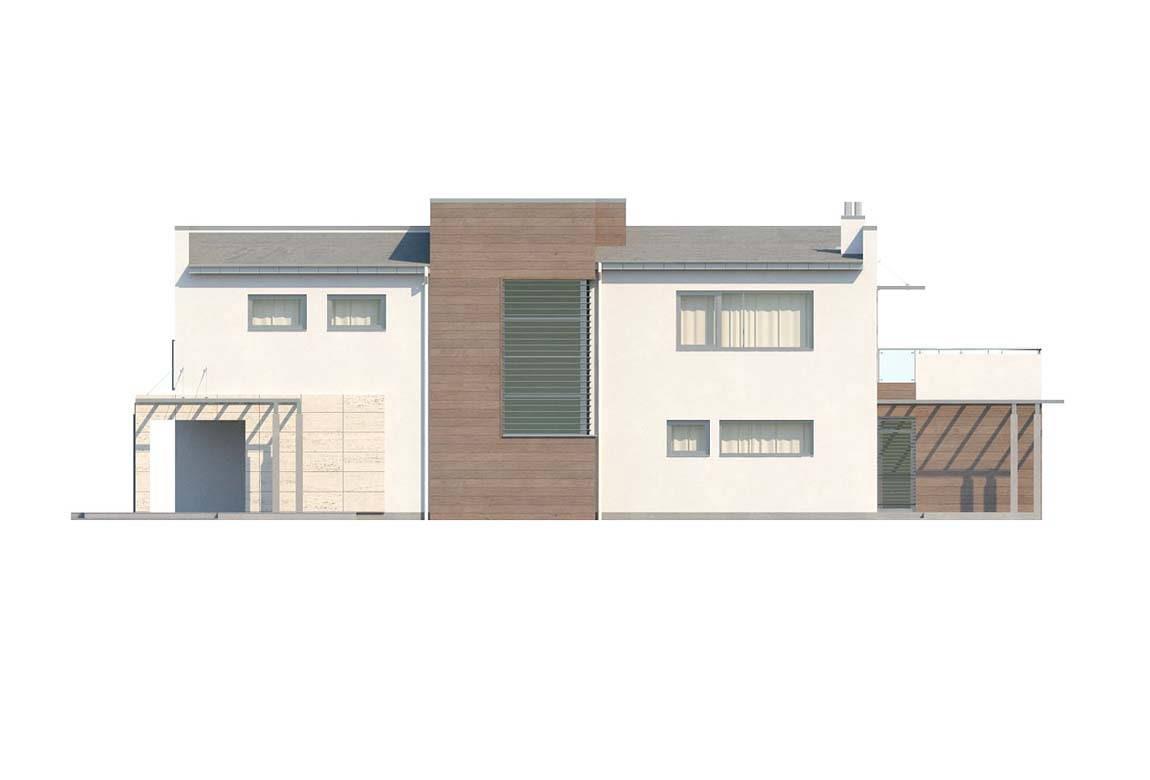 Проект дома из блоков АСД-1849 (uploads/gss/goods/870/big_6.jpg).