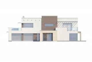 Проект дома из блоков АСД-1849 (uploads/gss/goods/870/thumb_5.jpg).