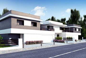 Проект дома из блоков АСД-1850